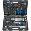 Coffret à douilles et outils 143 pièces LICOTA